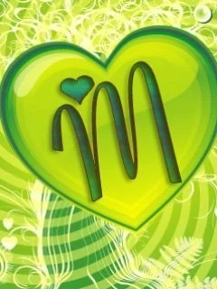 Download Letter M Mobile Wallpaper | Mobile Toones