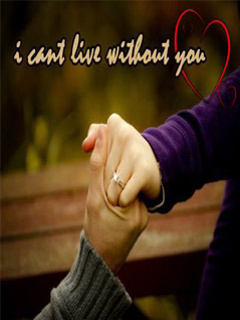 Download Can't Live Without You Mobile Wallpaper | Mobile Toones