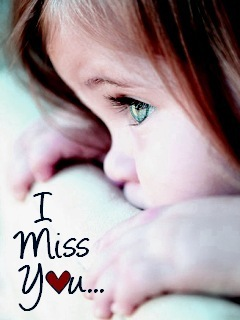 Download I Miss You Mobile Wallpaper | Mobile Toones