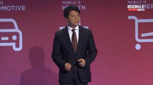 MWC16 Keynote Huawei