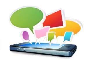 app message