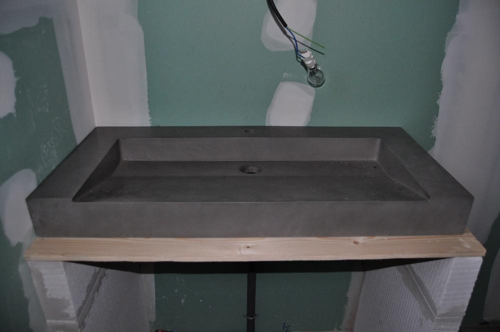 Meuble En Beton Cellulaire meuble en beton cellulaire communaut - Salle De Bain En Siporex