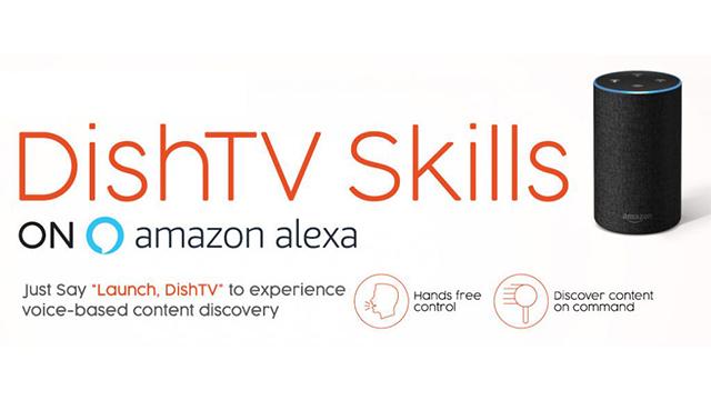 DishTV launches Skill for Amazon Alexa in India - Mobility India