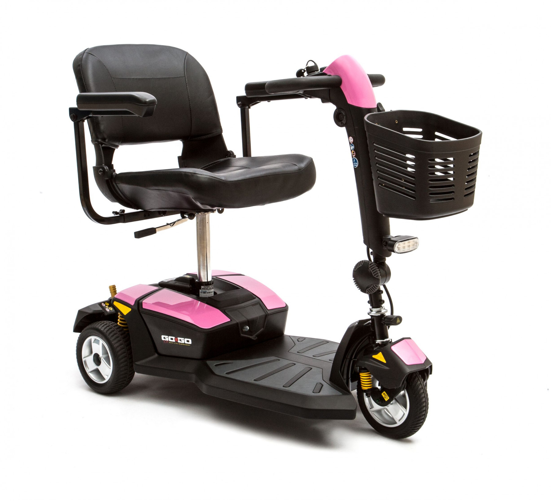 Pink electric wheelchair - Download