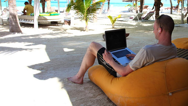 digital nomad places