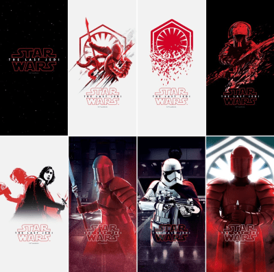 Download The OnePlus 5T Star Wars Edition wallpapers | Mobile Updates