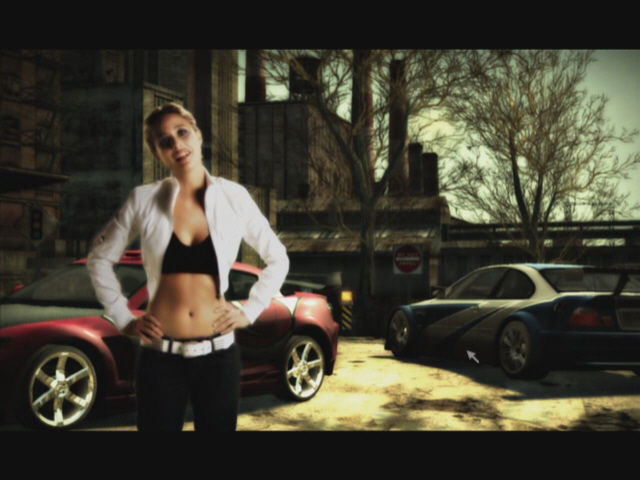 Badass Game Girl Wallpaper Need For Speed Most Wanted Screenshots For Windows