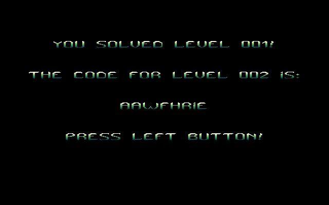 BrainStorm Pro Screenshots for DOS - MobyGames
