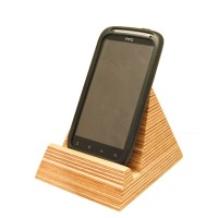 Pyramid Phone Holder  Homeware, Furniture And Gifts | Mocha