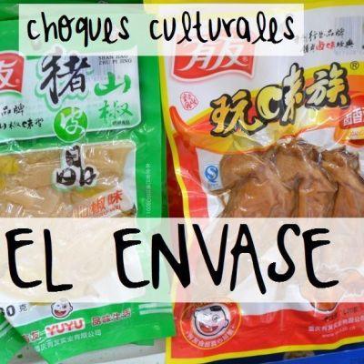 DE SHOCK CULTURALES: EL ENVASE
