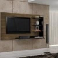 Painel para tv, modelos que trazem conforto e charme na sala