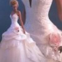 Vestido de noiva rosa em vários estilos, veja modelos