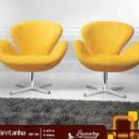 Cadeiras decorativas:  servem para vários ambientes