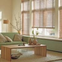 Cortina persiana,  modelos em ambientes diferentes