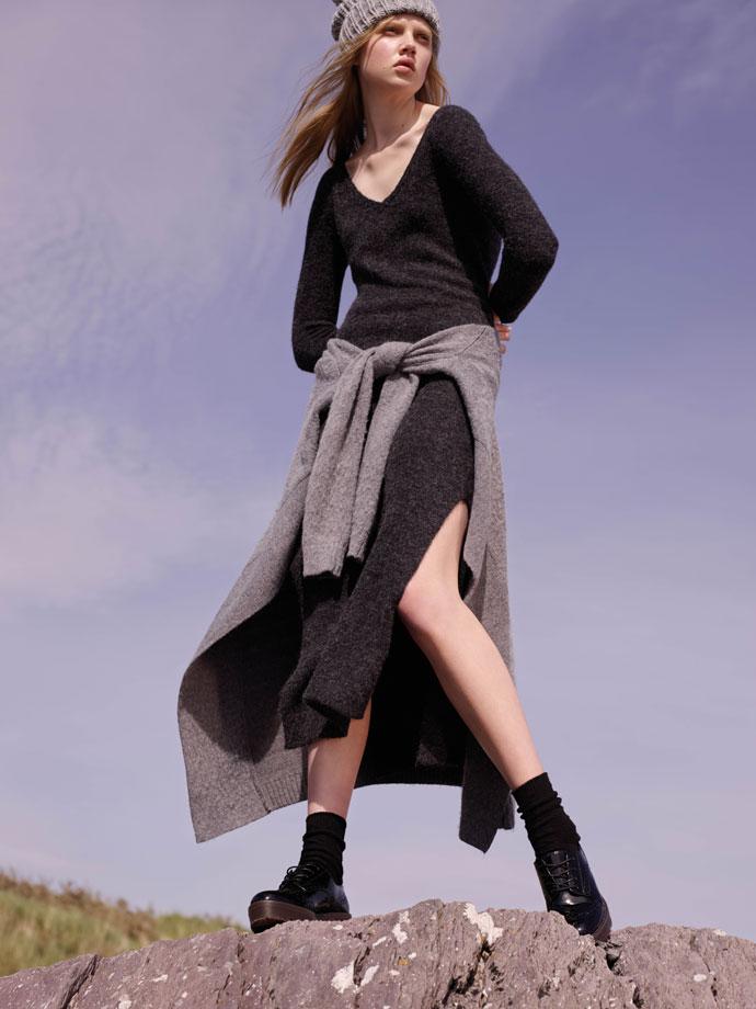 vestido-gris-primark