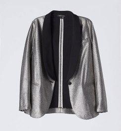 Blazer blanco: 19,99 euros