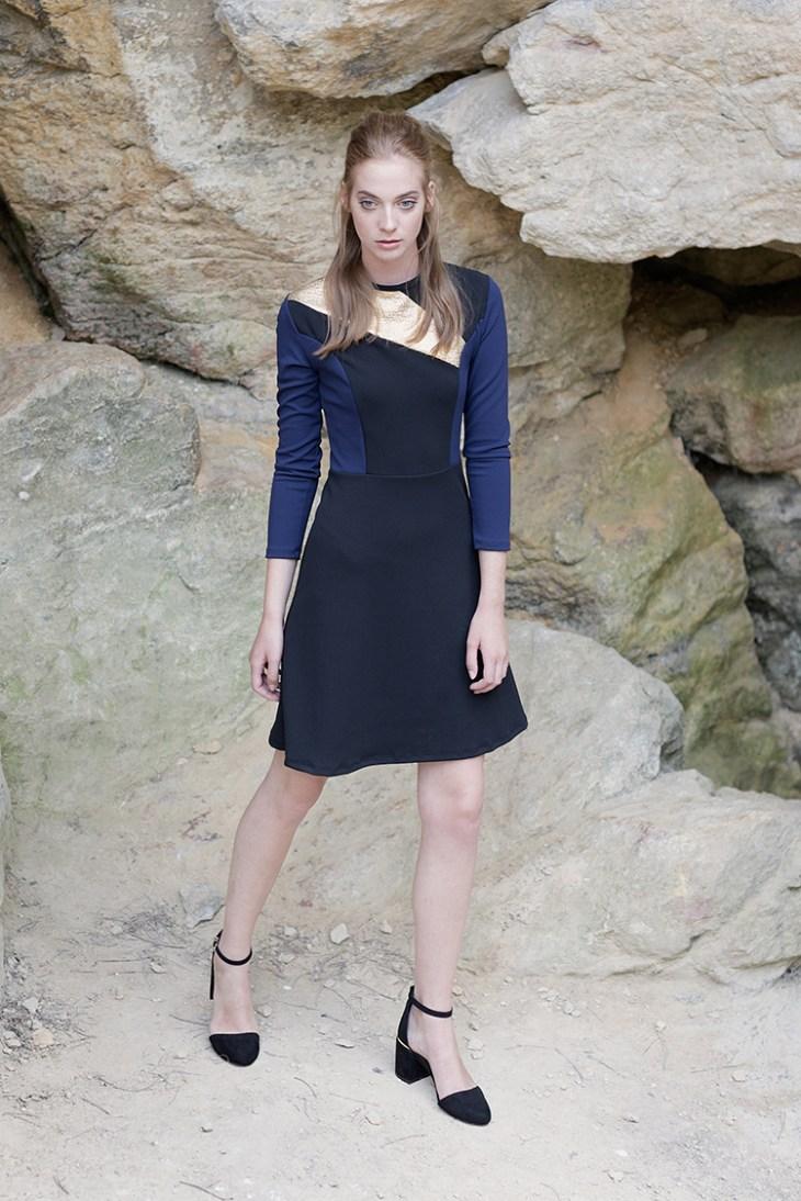 Dee Dress by Anna Daubner on www.modagrid.com