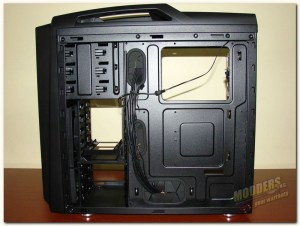 Scout motherboard side interior