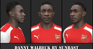 PES-2014-Danny-Welbeck-Face-by-Sunbast
