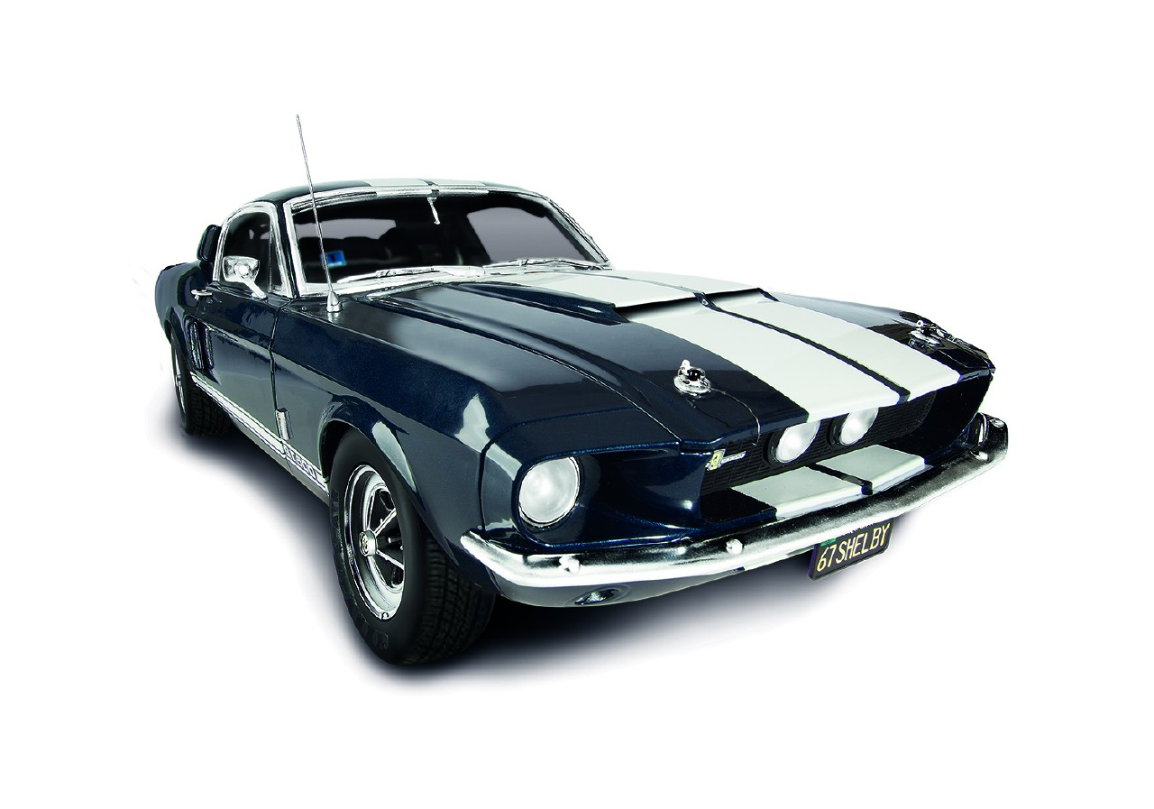 Nissan Gtr Car Hd Wallpapers Ford Mustang Shelby Gt 500 Model Car Kit Modelspace
