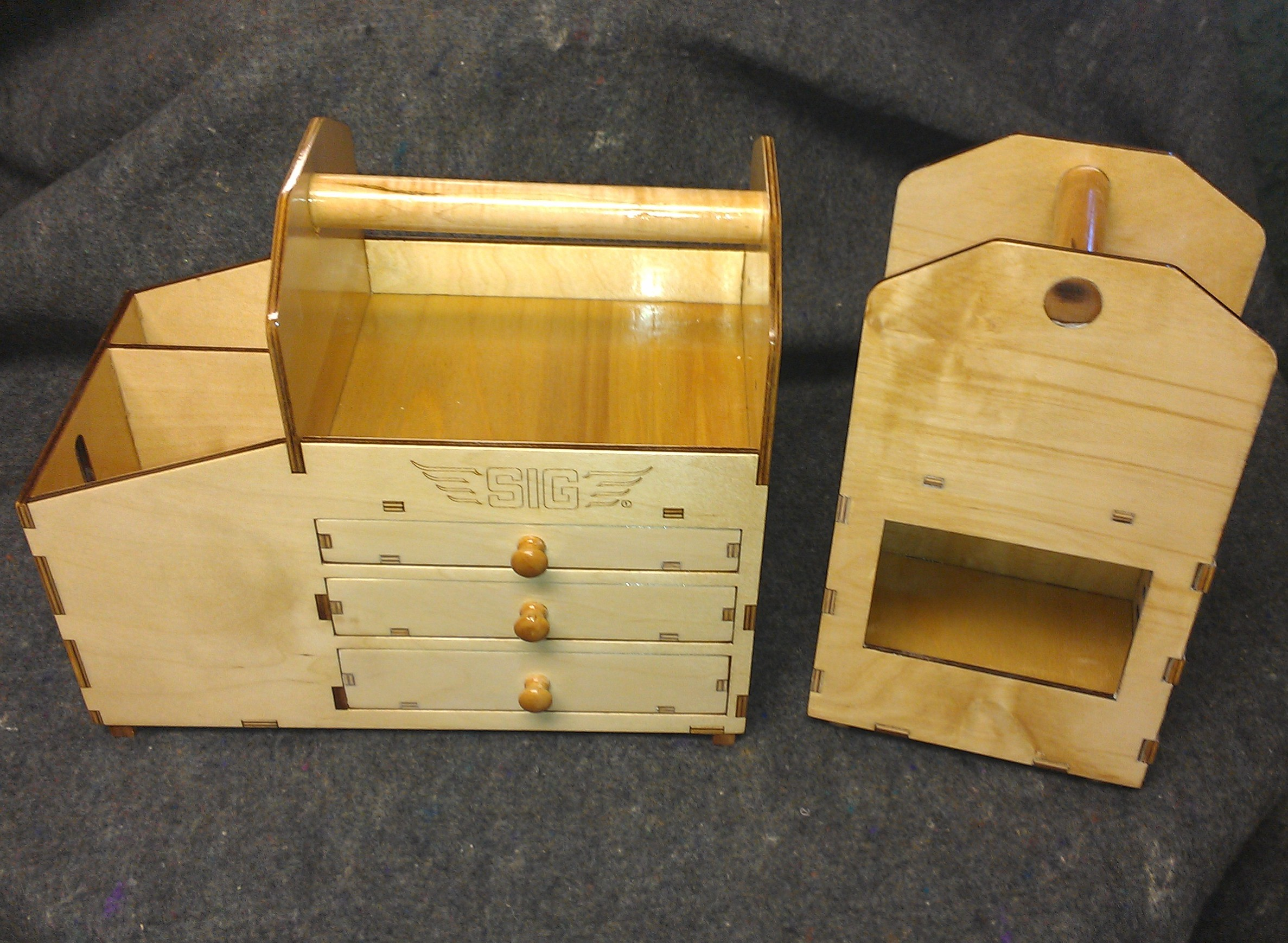 Afternoon Project Build A Flight Box Model Airplane News
