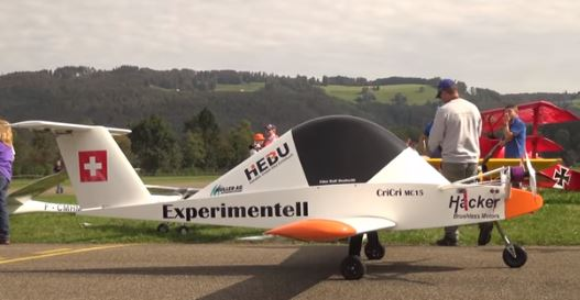 11 Scale Cri-Cri - Model Airplane News