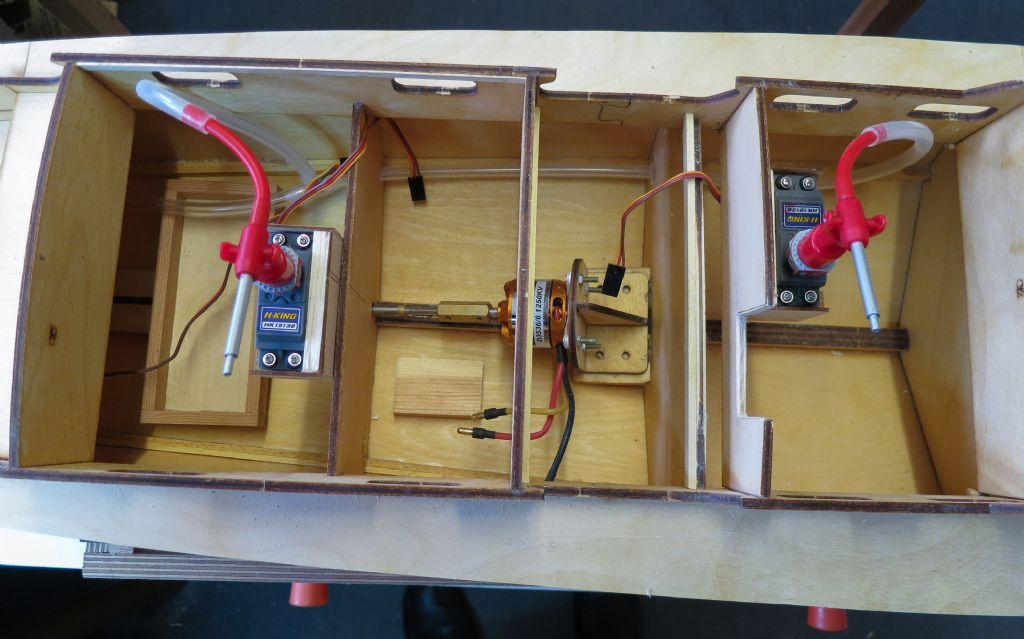 Turnigy servo speed regulator Model Boats