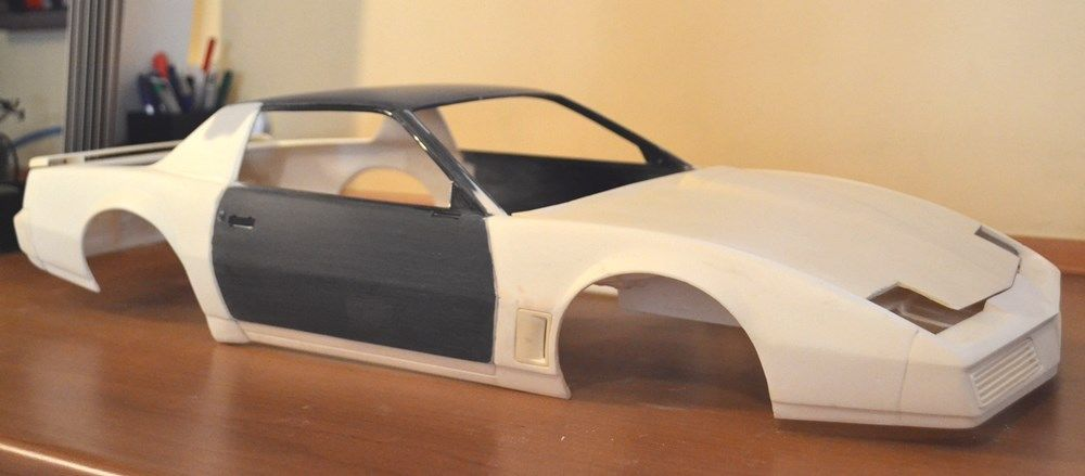monogram car