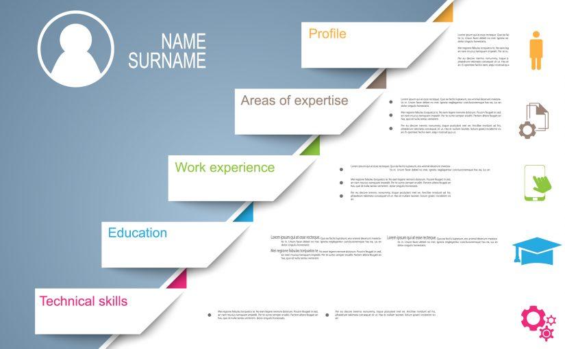 Fondos para currículum Fondos para CV Modelo Curriculum