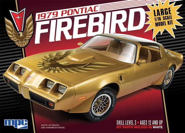 Muscle Car Pictures Wallpaper 1979 Pontiac Firebird In Big Scale 1 16 Fs
