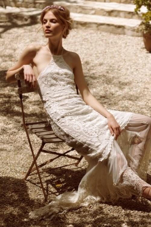 Medium Of Free People Wedding Dress