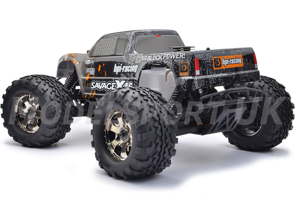 HPI Savage X 46 GT-3 RTR 24GHz 109083