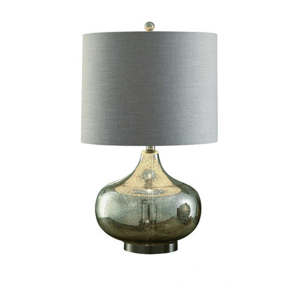 Soho Mercury Glass Table Lamp