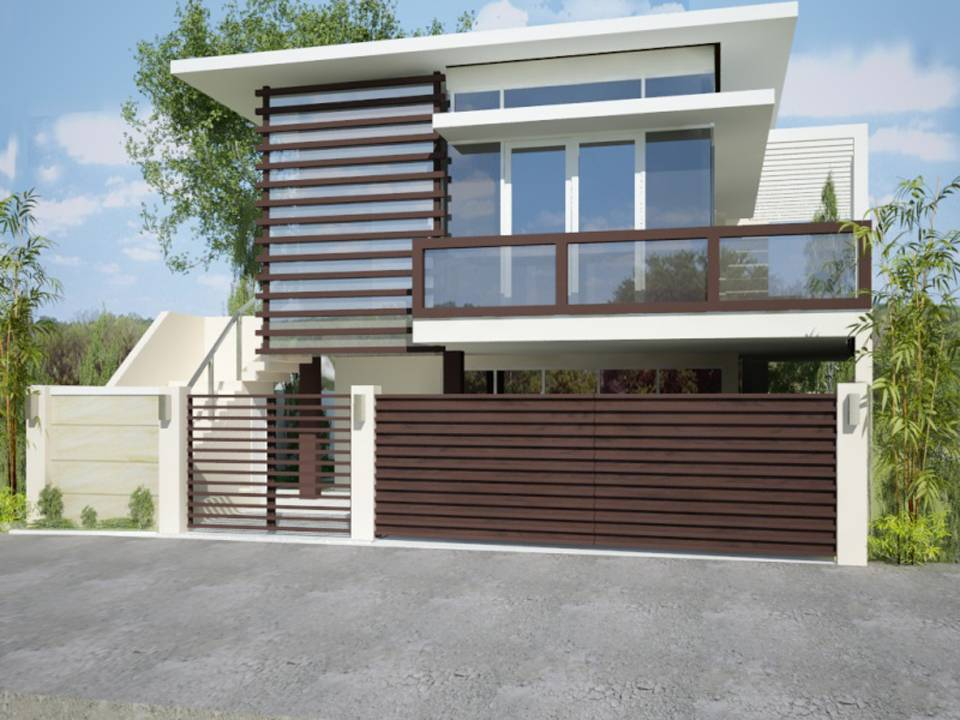 Front House Design Philippines Images Of Fence Gate Designs Think