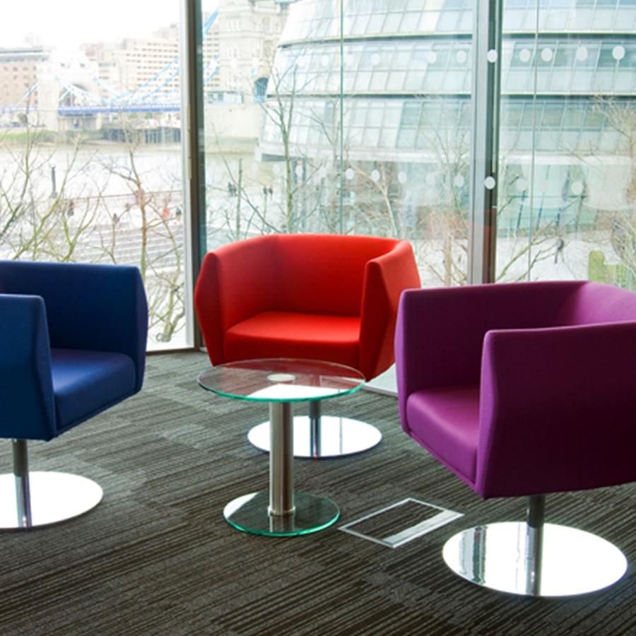 Soft seating modern officemodern office