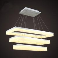 Levels Rectangle Light Fixture  Modern.Place