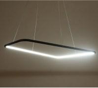"""Quadrate"" Modern LED Pendant Light | Modern.Place"