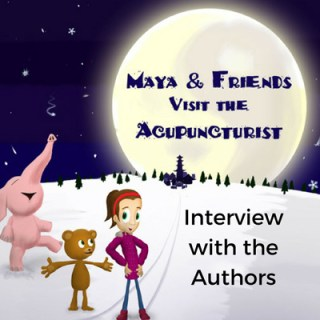 Acupuncture Kids' Book Interview with the Authors. We chat about their inspiration behind the book, Maya & Friends Visit the Acupuncturist, as well as their creative process, the world of self-publishing, and much more! via www.ModernAcu.com