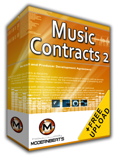 Music Manager Contract Templates - Music Management Contracts for - music contract templates
