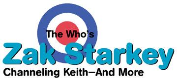 The Who's Zak Starkey