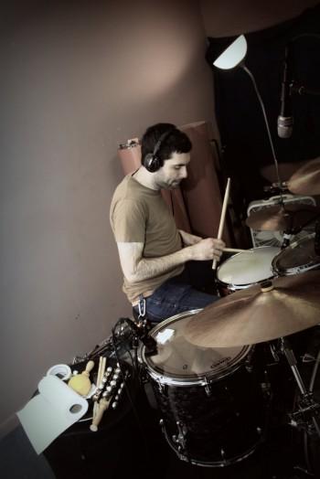Ian Kaplan of Motel Beds Drummer Blog