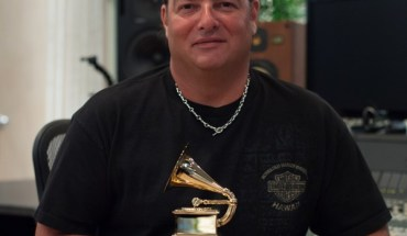 "Drummer/Producer Mike ""Metal"" Goldberg"