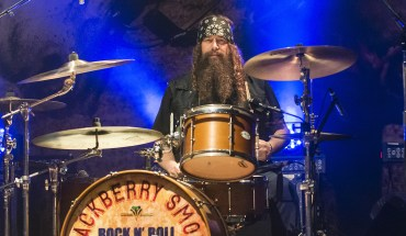 Drummer Brit Turner