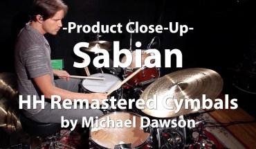 Sabian - HH Remastered Cymbals