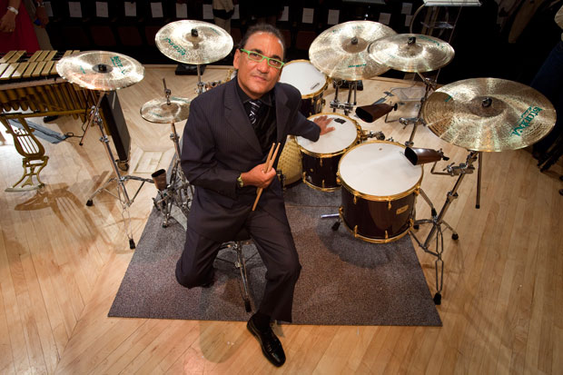 "Horacio ""El Negro??? Hernandez - Smithsonian Celebrates Global Reach of Jazz during Jazz Appreciation Month"