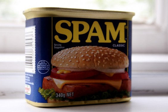 One Way To Lower The Amount of Spam You Get