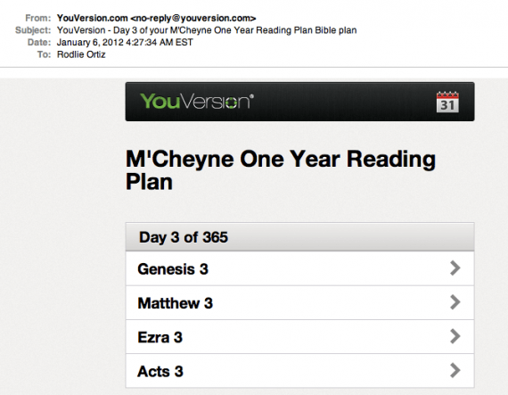Four New Features of YouVersion That Will Help Get You More Into the Bible