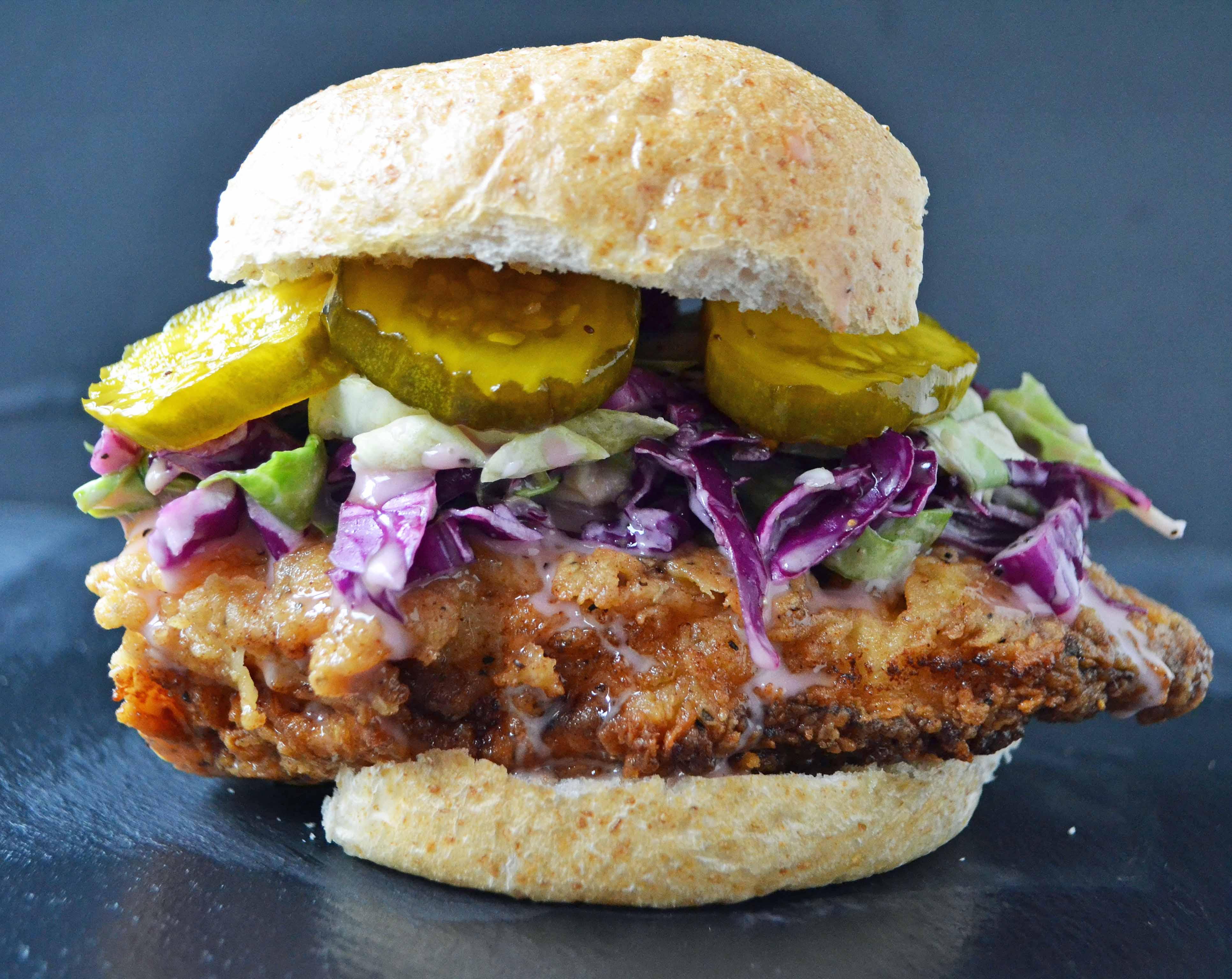 Fullsize Of Best Fast Food Chicken Sandwich