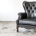Holt, Michigan how to care for leather furniture black wingback armchair