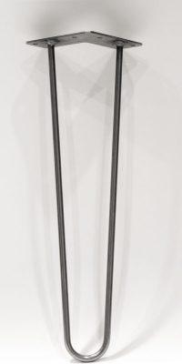 The Twist Hairpin Leg | Hairpin Table Legs | Modern Legs